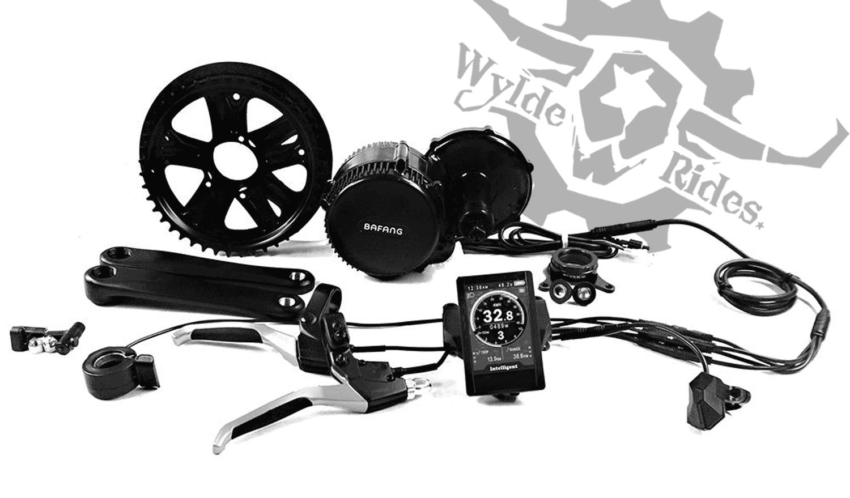 EBike Conversion Kits Wylde Rides Bafang Conversion KIt